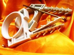 Хомуты (обоймы, зажимы, скобы)  для труб и кабеля