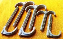 Дюбель-крюк 6 видов