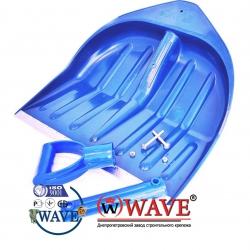 Лопаты для снега пластиковые