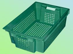 Ящики пластиковые складские
