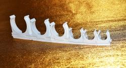 наборный крепеж для труб
