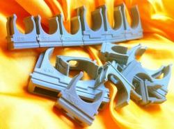 16, 20, 25, 32, 40, 50 крепеж для труб хомуты для труб крепления