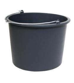 Ведра строительные 12, 16, 20 литров с мерной шкалой