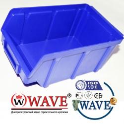 ящик для метизов и крепежа на 0,5 литра 155х100х75