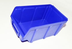 пластиковые  складские  ящики