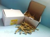 Коробка с дюбелем 6х80mm быстрого монтажа с ударным шурупом
