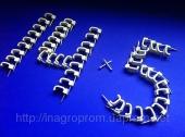 Скобы для кабеля плоского 14х5