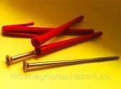 Дюбели рамные 10х180 mm WAVE четырехраспорные потай с ударным шурупом - ISO 9001, УКРСЕПРО, БЕЛСТАНДАРТ, РОССТАНДАРТ