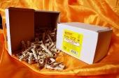 Дюбели WAVE 6х35 mm потай с ударным шурупом  в картонной коробке  - ISO 9001