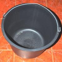 Ведро строительное 20 литров с мерной шкалой