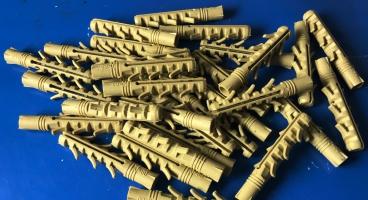 Дюбель ZUBR  10х60 mm усиленный,4 пары зубьев,удлинненная рабочая часть